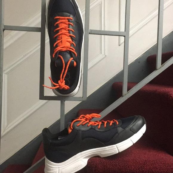 Daxton Nappa Sneakers Nwot | Poshmark